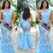 African Lace Dress Styles For You To Wear Whether You Are Attending A Wedding Or A Modern City Event