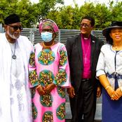 Second Term: Prominent Anglican Communion Primate Visits Akeredolu To Congratulate Him