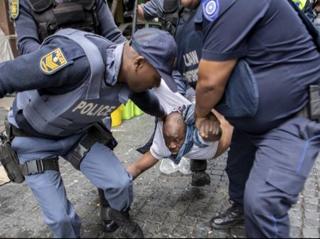 Is SA slowly becoming a police state?