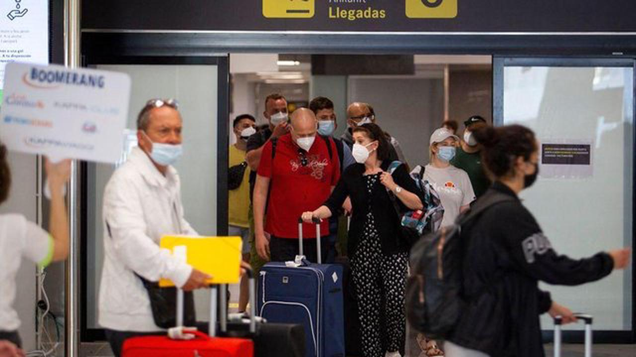 'It's not going to happen': Spain avoids being placed on UK Red travel list as Beta Covid cases drop