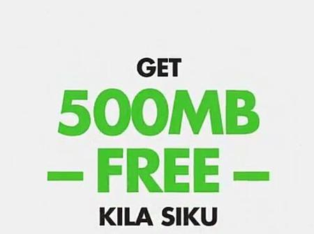 Safaricom Reintroduces 500MB Free User Tailored Offer, Check Out How to Activate