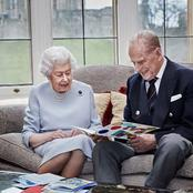 Queen Elizabeth and her Late Husband, see photos of them Together.