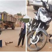 Abengourou - drame : un enfant gravement percuté par une moto