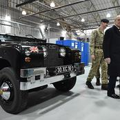 The Land Rover That Will Carry The Coffin Of Prince Philip Was Designed By Him