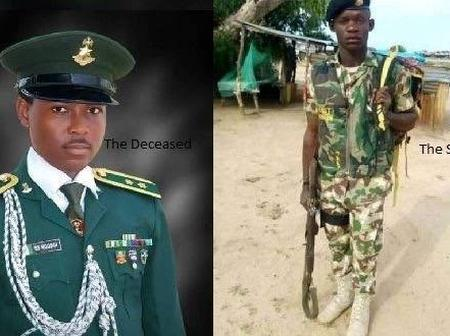 See The Nigeria Soldier Who Has Been Sentence to Death By Firing Squad. Photos