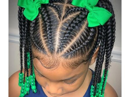 Dear Mummies, Check Out These Classy And Latest Hairstyles For Kids