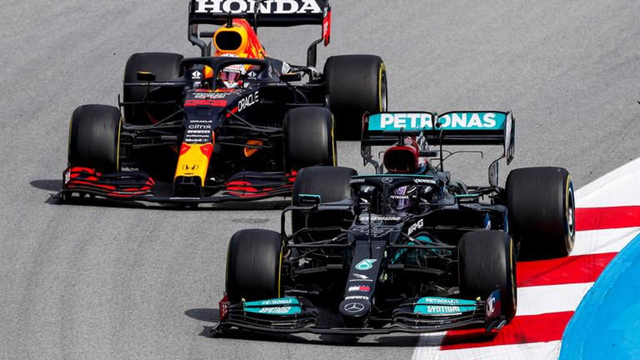 Spanish GP: Lewis Hamilton overtakes Max Verstappen for brilliant win after late charge pays off