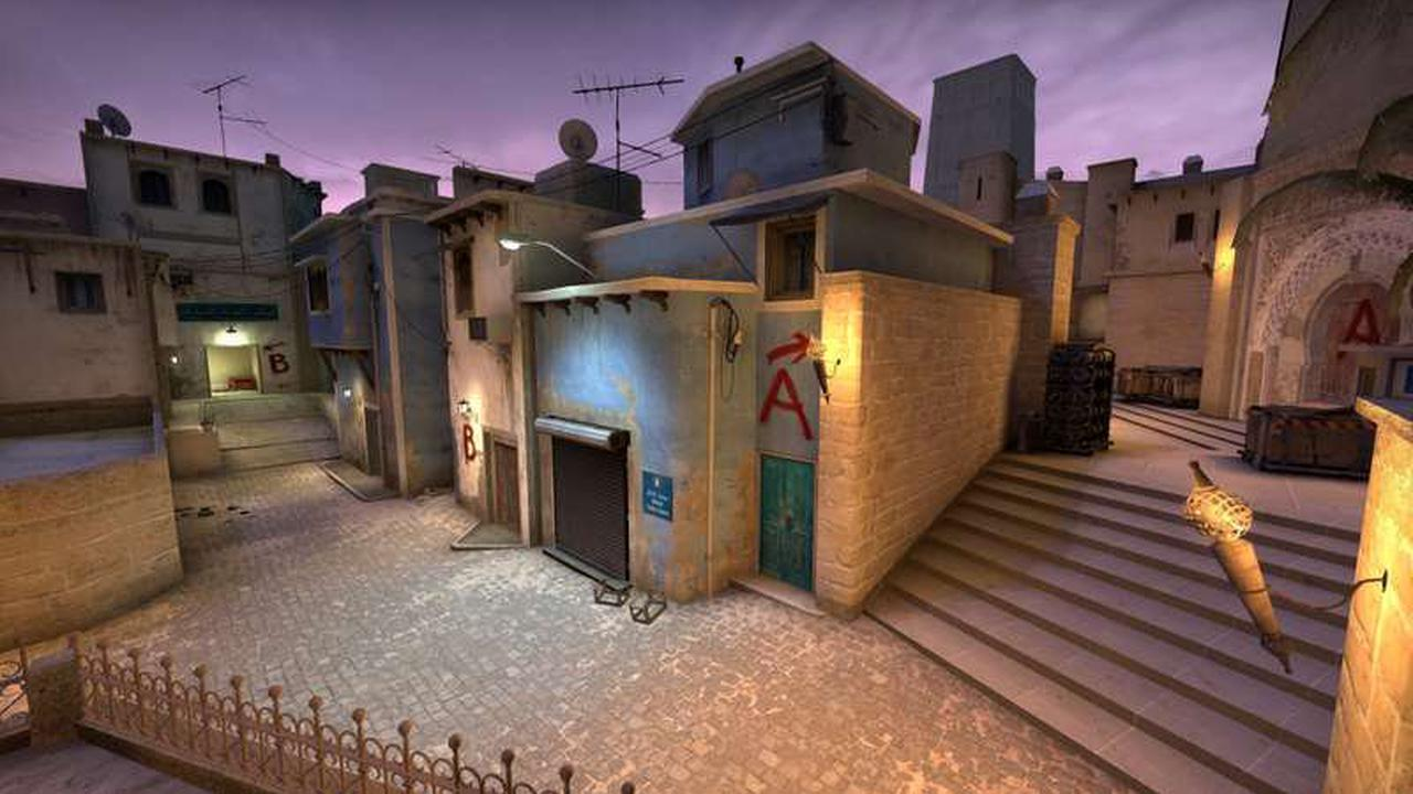 This sneaky flashbang lineup on Mirage will blind everyone