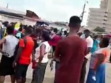 Odawna traders fight over fire relief package