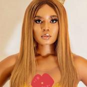 Check out beautiful photos of actress Nancy Isime rocking braids and wigs, not her usual blonde hair