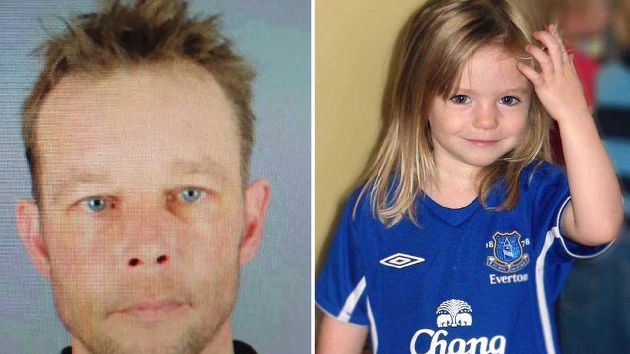 Madeleine McCann murder suspect Christian B FINALLY breaks his silence