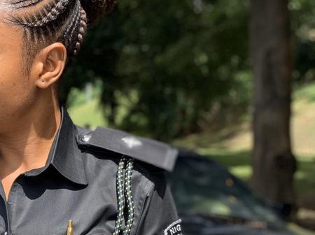 Reactions As Female Cadet at Nigeria Police Academy Kano Was dismissed for getting pregnant(Details)