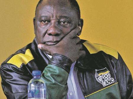 New Candidate To Challenge Cyril Ramaphosa For ANC Presidency Revealed