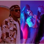 Peruzzi Scolds His Label Mate For Cuddling Two Beautiful Ladies With Police Uniform