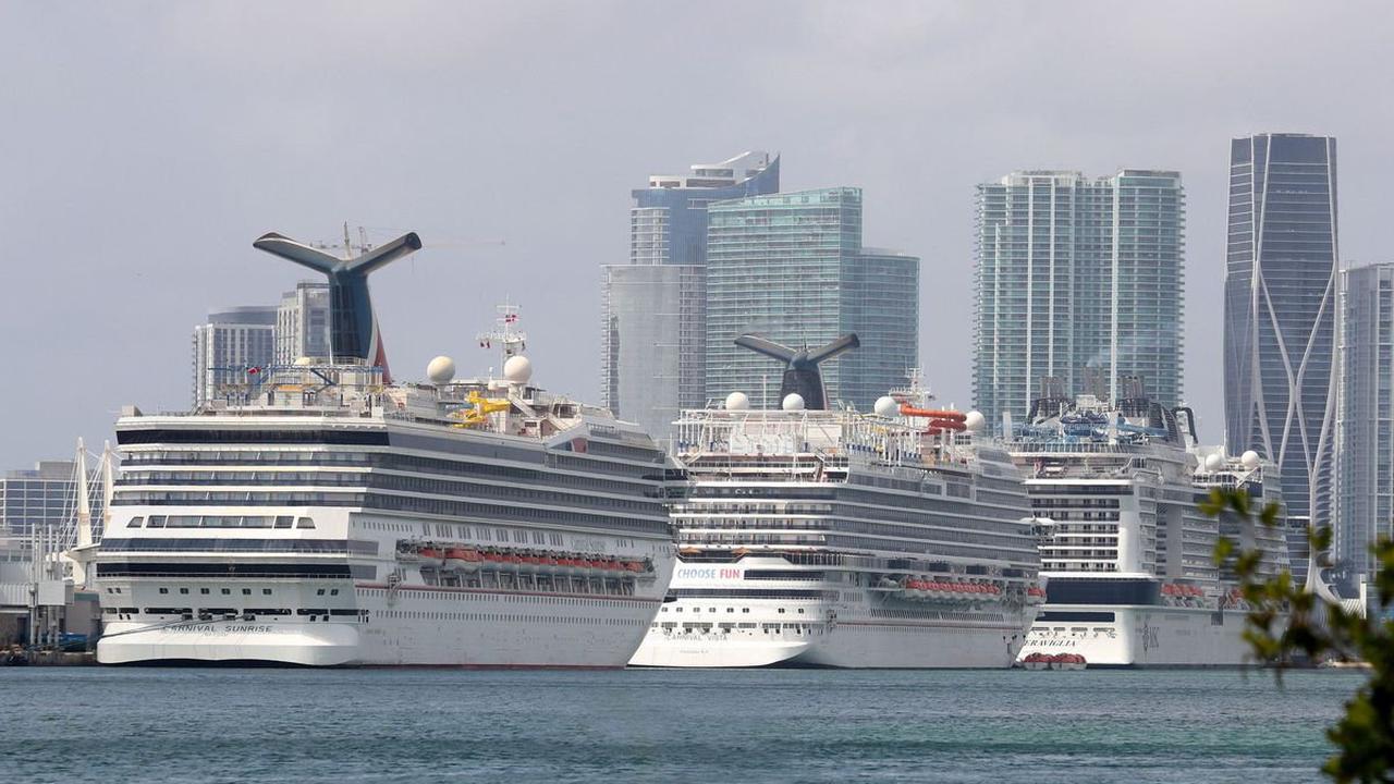 Florida sues Biden administration in bid to restart cruise industry