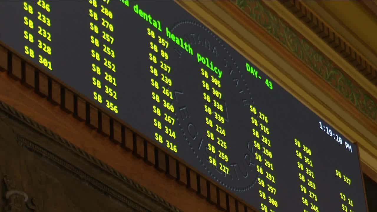 Montana House, Senate act on more than 100 bills ahead of transmittal deadline
