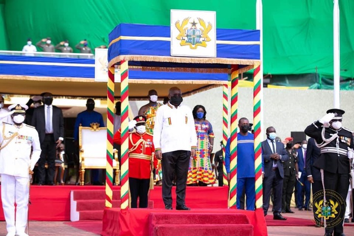 e370a021bd84473cb6c4de6679c49b13?quality=uhq&resize=720 - Independence Day: Ghanaians Did Not Understand The Black Net Around The Jubilee House; Until Today