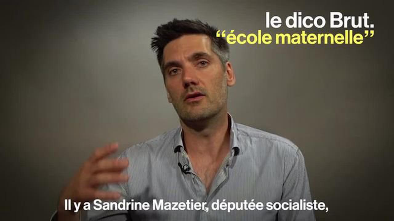 """VIDEO. Pourquoi dit-on """"école maternelle"""" ?"""