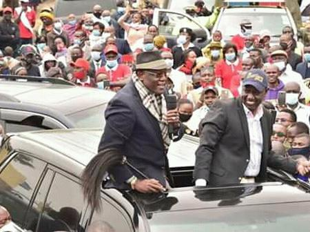 Machakos: Blow to Muthama as Powerful Politician Withdraws Support For Ngengele Ahead of Minipoll