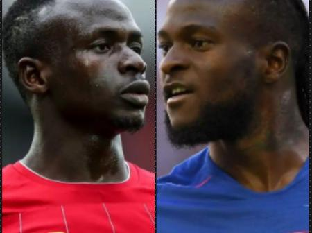 Between Victor Moses And Mane: Who Is Richer?