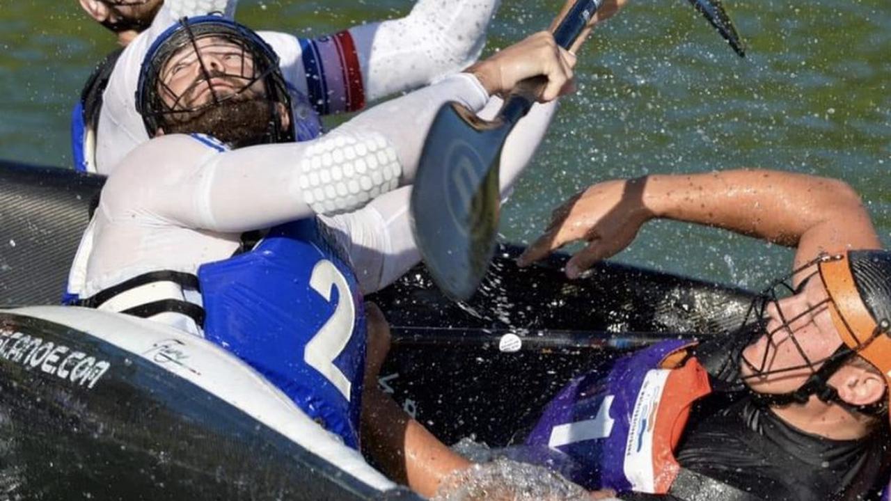 Kayak-polo : pour la reprise, le 3MCK-UC s'illustre sur tous les fronts