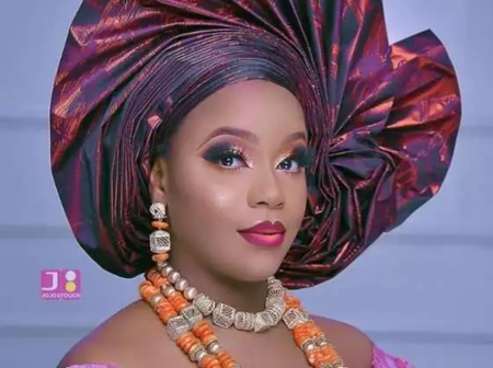 Pretty Ladies, Checkout these 50+ Classy & Fashionable Gele Styles for You [Photos]