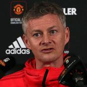 Solskjaer Names A Player Who Impressed Against Spurs In Their Premier League Clash