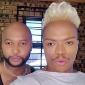 Somizi bought an amazing gift for Vusi Nova. See pictures.