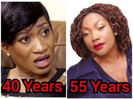 Famous Nollywood Stars Who Look Way Younger Than Their Real Age (Pictures And Age)