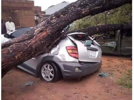 Man gave mechanic his car to repair, he drove the car to his girlfriend's house, check out what happened to the car