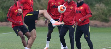 Manchester United Star Misses Training Due To Injury Concerns Ahead Their Journey To Villa Park