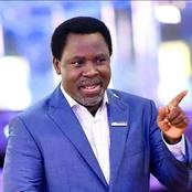 Truth Revealed: This is the Real Reason Why TB Joshua Channel Emmanuel TV was Suspended On Youtube