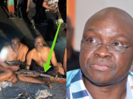 Fayose taken away as Hoodlums attack PDP zonal Congress in Osun State
