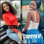 Regina Daniels' kid sister is a year older today, checkout what she posted to celebrate her