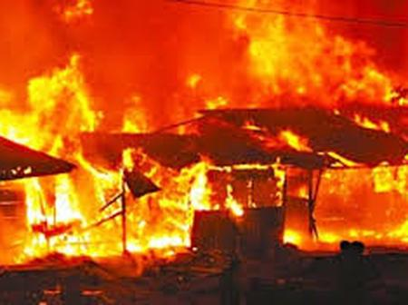 Ghana's next fire outbreak at circle