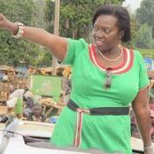 Karua Lights Up The Internet After She Reacted To Echesa's Arraignment In Kiambu Law Courts