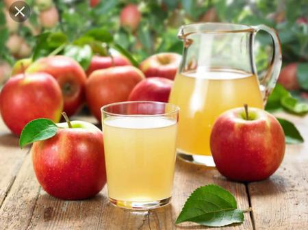 Stop Wasting Money On Soft Drinks, Learn How To Make Your Own Apple Juice At Home Easily