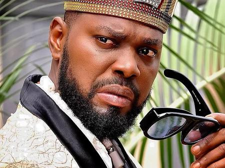 Meet Nollywood Actor Jerry Williams Who Is One Of The Most Handsome Men In The Industry (Pictures).