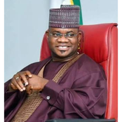 2023 Presidency: Kogi Commissioner Says Yahaya Bello Under Pressure To Run, Nigerians Explode