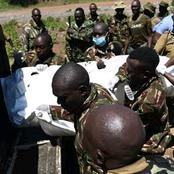 Kenyans React After a KCSE Female Student is Murdered by a Man in Kitui