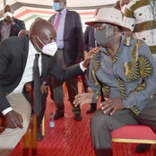 Mount Kenya Ruto Allies Gives A Condition To Raila Over The Alleged Ruto-Raila Coalition