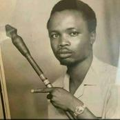 1960s Photo of Young Francis Atwoli