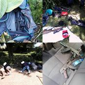 Police Stop A R60-million Heist When They Arrested 19 Zimbabwean Suspects.