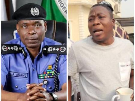 IG Sent Invitation Letter to Sunday Igboho, Read What He Did After Police Brought The Letter to Him