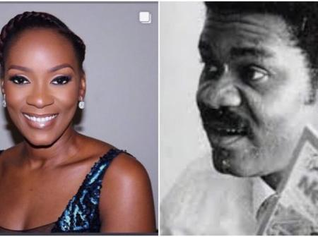 Dele Giwa Must Be Proud Of How Well His Daughter Has Turned Out To Be