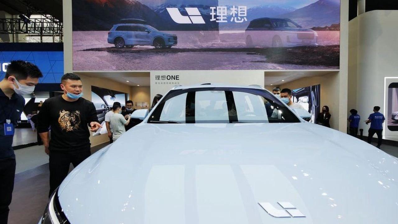 Li Auto: China Tesla rival plans Hong Kong secondary listing