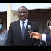 Le nouveau Premier ministre ivoirien chez l'archevêque du Diocèse d'Abidjan : voici les raisons