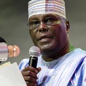 Atiku Abubakar's Words On Twitter About The Release Of 279 Students Shows That He Supports Buhari