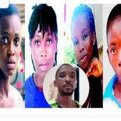 Ghanaians react massively as the Takoradi girls kidnappers sentenced to death.