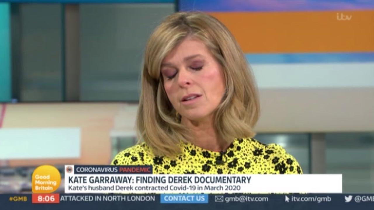 Kate Garraway's husband's Covid battle as he returns home after year in hospital